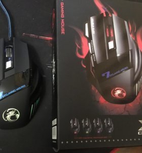 Мышь игровая X7 Gaming