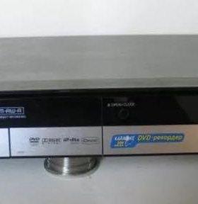 DVD -плеер/караоке SAMSUNG