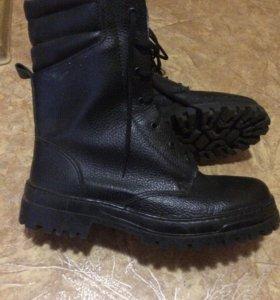 Ботинки муж 45 размер зима