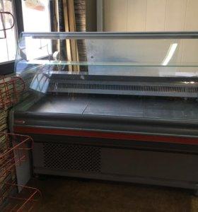 Витрина холодильная фирмы Ариада Belinda BC 2-160