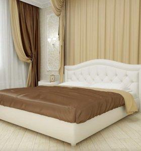 Кровать с матрацем №Г 006 160*200.