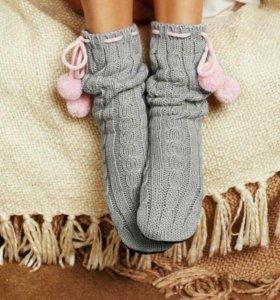 Продам носки вязаные ручной работы