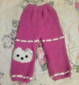 Тёплые штаны новые