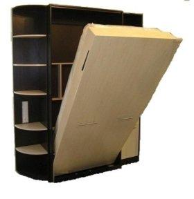Кровать-шкаф. Кровать-трансформер