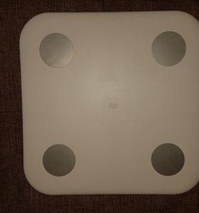 Умные весы Xiaomi 2 MI Body Fat Scale