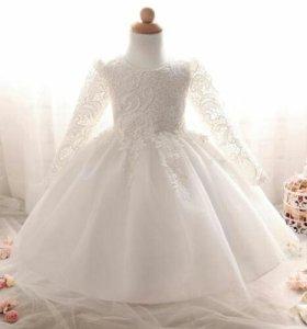 Платье для девочки 4-5лет