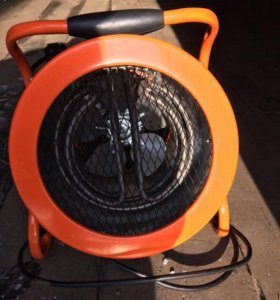 Электрическая теплопушка WESTER