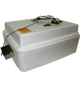 Новый инкубатор Несушка автомат 104шт 220/12В