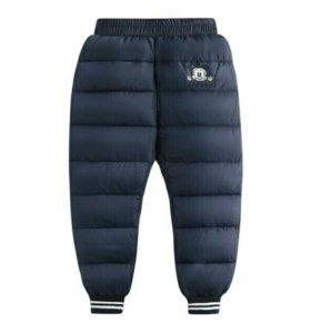 Зимние штаны новые