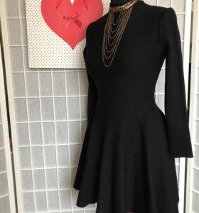 Платье чёрное (новое)