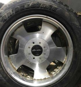 Продам литьёR18,6*139.7, 5 дисков