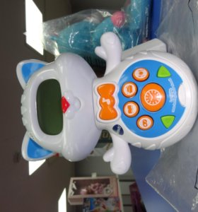 Часы Vtech Sleepy Cat