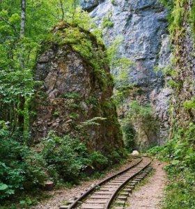 4 августа  тур в Гуамское ущелье.