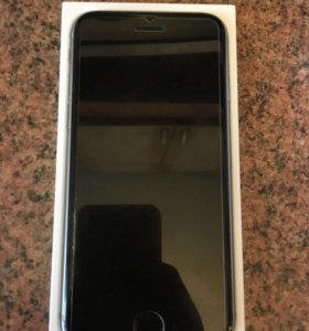 iPhone 6 16Гб Space gray