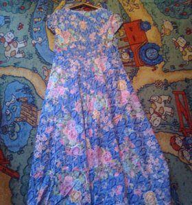 Платье три д