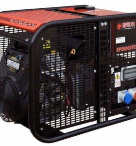 Бензиновый генератор EuroPawer EP 20000 ТЕ
