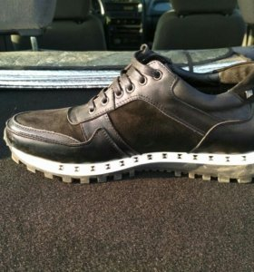 Валентино ботинки новые