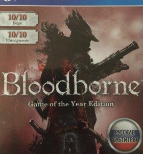 Bloodborne GOTY PS4/ Обмен