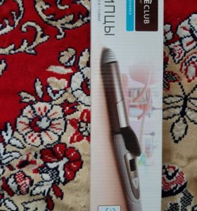 Щипцы для волос 2 в 1