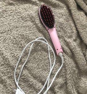 Расчёска - выпрямитель