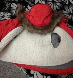 Костюм зимний детский SKIPPER(куртка+штаны)