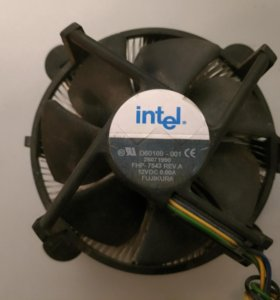 Кулер для процессоров Intel