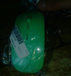 Без проводная мышка на батарейках