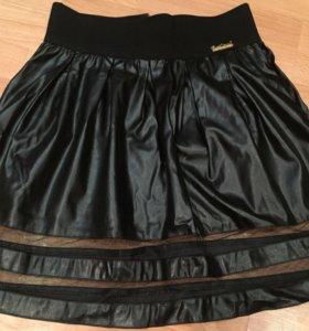 Новая юбка.