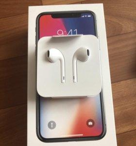 Наушники EarPods с разъёмом Lightening