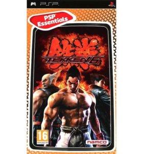 9 игр на PSP