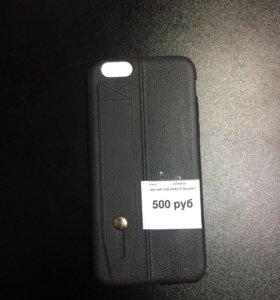 Чехол iPhone 6 под кожу