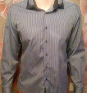 Рубашка мужская р 48 новая