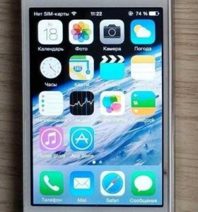 Продам iPhone 4s 8g.