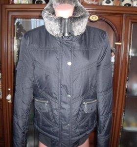 Стильные  новые д/с фирменные куртки р.46-48