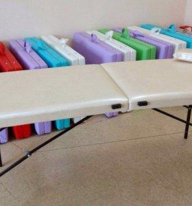 Кушетка, массажные столы + валик в подарок