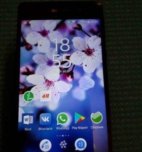 Смартфон Sony Xperia E5 Black