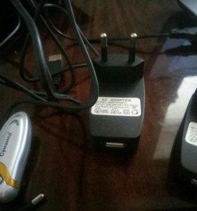 Адаптер питания (блок) и кабель