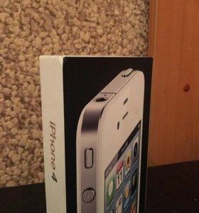 Продам Коробку, iPhone 4