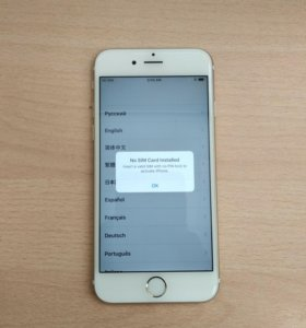 Iphone 6s 16 gb продам