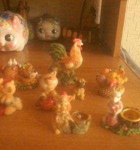 статуэтки коллекционные
