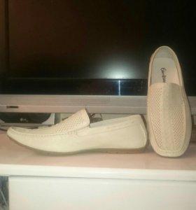Туфли мужские, новые.