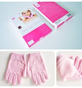 Увлажняющие перчатки SPA GEL GLOVES оптом