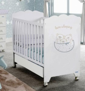 Кровать Micuna Love Sleeping 120*60 с матрасом
