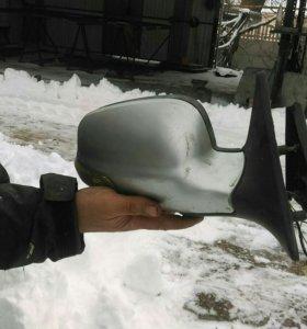 Зеркало Волга с поворотником