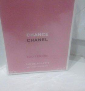 Духи chance chanel
