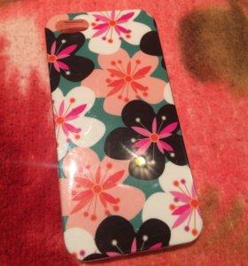 Продам чехол на iPhone 5 5s se