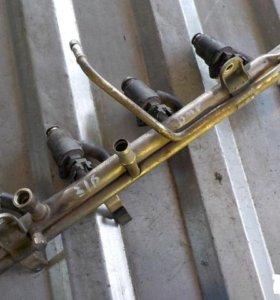 БМВ 3 е46 форсунки,топливный насос,бак