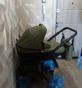 Детская коляска Verdi Mirage Eco Premium 3 в 1