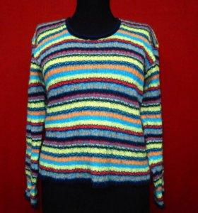 Винтажный свитер 42-44 размер