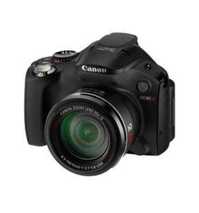 Фотоаппарат canon sx30 is